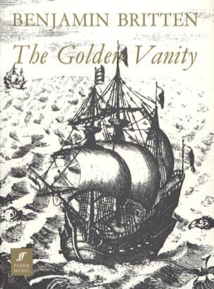 The Golden Vanity Opus 78 BRITTEN Partition Opéras - laflutedepan