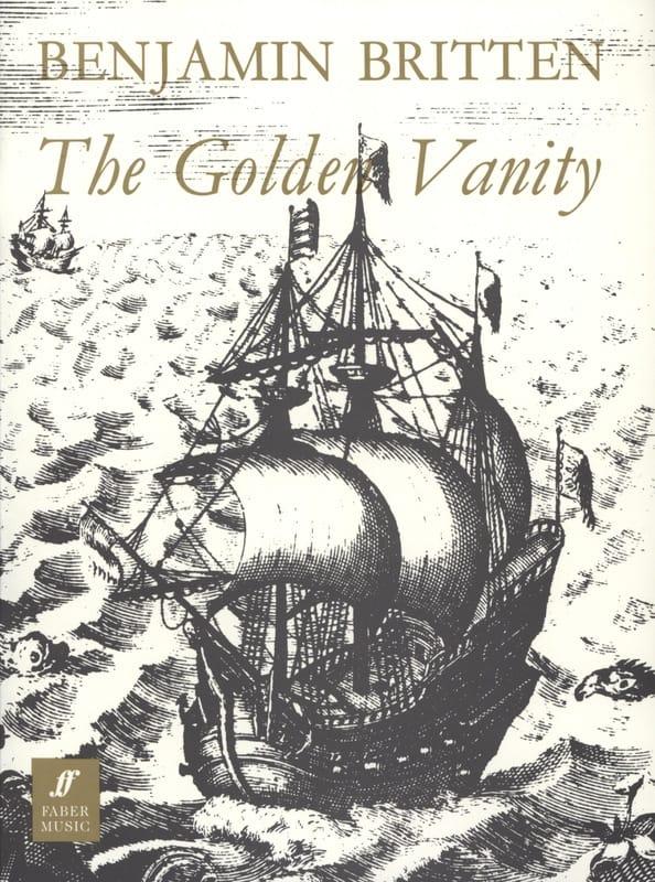 The Golden Vanity Opus 78 - BRITTEN - Partition - laflutedepan.com