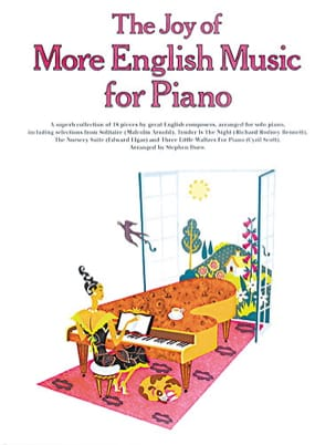 Joy Of More English Music For Piano - Partition - laflutedepan.com
