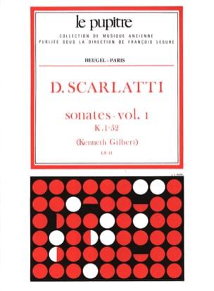 Oeuvres Complètes Volume 1. K1 A 52 SCARLATTI Partition laflutedepan