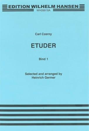 Studies Book 1 - CZERNY - Partition - Piano - laflutedepan.com