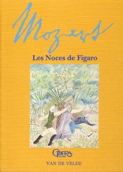 Les Noces de Figaro Racontées Aux Enfants MOZART Livre laflutedepan