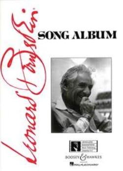 Song Album BERNSTEIN Partition Mélodies - laflutedepan