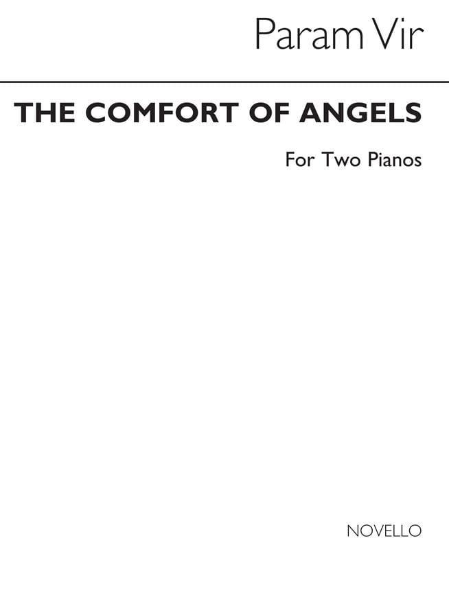 The Comfort Of Angels - Vir Param - Partition - laflutedepan.com