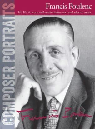 Portrait POULENC Partition Piano - laflutedepan