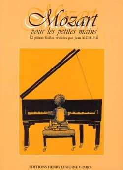 Mozart Pour les Petites Mains - MOZART - Partition - laflutedepan.com