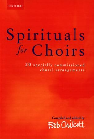 Spirituals For Choirs Divers / Chilcott Bob Partition laflutedepan