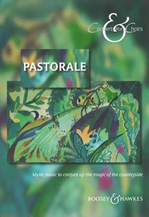 Pastorale Partition Chœur - laflutedepan