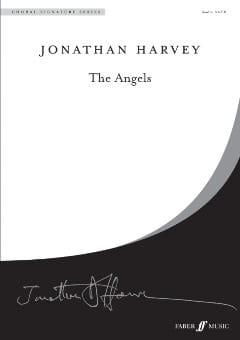 The Angels Jonathan Harvey Partition Chœur - laflutedepan