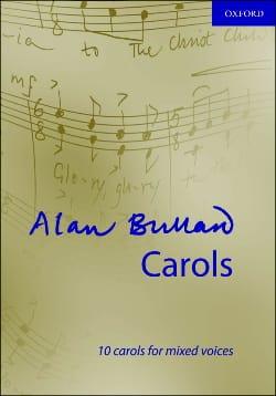 10 Carols Alan Bullard Partition Chœur - laflutedepan