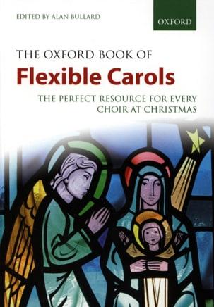 The Oxford Book Of Flexible Carols Partition Chœur - laflutedepan