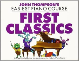 First Classics John Thompson Partition Piano - laflutedepan