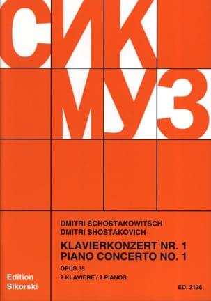 Concerto N°1 Avec Trompette Obligée Opus 35. laflutedepan
