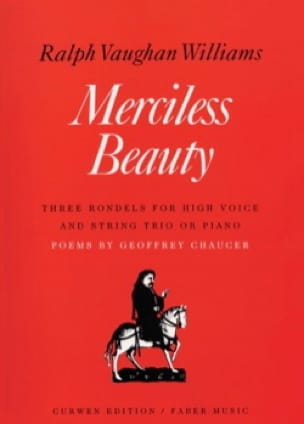 Merciless Beauty - Williams Vaughan - Partition - laflutedepan.com