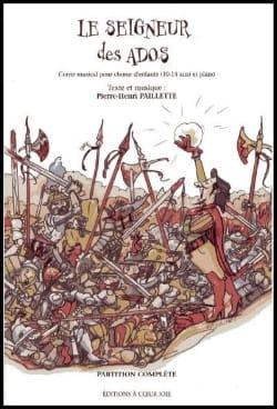 Le Seigneur des Ados Pierre-Henri Paillette Partition laflutedepan