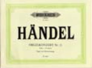 Concerto n°13 en Fa Majeur - HAENDEL - Partition - laflutedepan.com