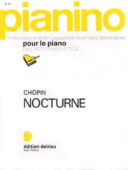 Nocturne en Mi b - Pianino 73 - CHOPIN - Partition - laflutedepan.com