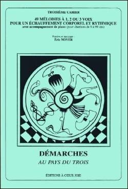 Démarches Au Pays Du 3 3ème Cahier Eric Noyer Livre laflutedepan