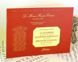 Jean-Philippe Rameau - 1er libro de clavicordio y otras partes - Partition - di-arezzo.es