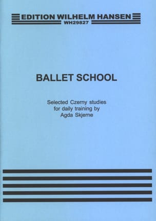 Ballet School Agda Skjerne Partition Piano - laflutedepan