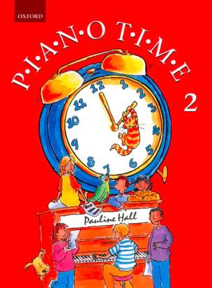 Piano Time Volume 2. Nouvelle Edition Pauline Hall laflutedepan