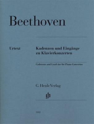 Cadences et introductions des concertos pour piano laflutedepan