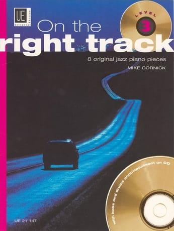 On The Right Track Vol 3 - Cornick - Partition - laflutedepan.com