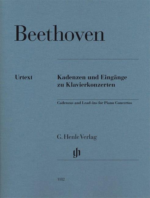 Cadences et introductions des concertos pour piano - laflutedepan.com
