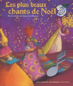 Les plus beaux chants de Noël - Collectif - Livre - laflutedepan.com