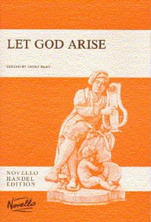Let God Arise HWV 256a HAENDEL Partition Chœur - laflutedepan