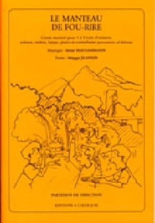 Manteau de Fou-Rire - Irène Hausammann - Partition - laflutedepan.com