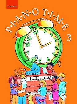 Piano Time Volume 3. Nouvelle Edition Pauline Hall laflutedepan