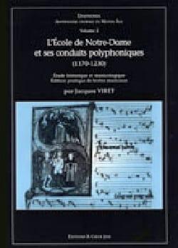L' Ecole de Notre Dame et ses Conduits Polyphoniques laflutedepan