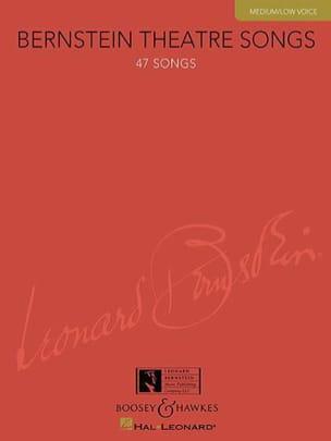 Leonard Bernstein - Bernstein Theater Songs. Mean Voice - Partition - di-arezzo.co.uk