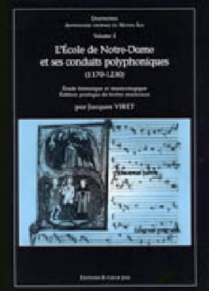 L' Ecole de Notre Dame et ses Conduits Polyphoniques - laflutedepan.com