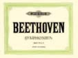 Symphonies 1 A 5. 4 Mains BEETHOVEN Partition Piano - laflutedepan