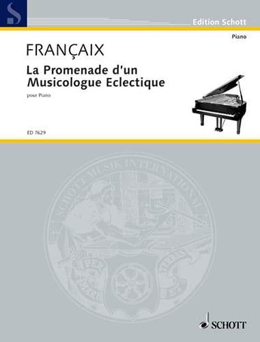 La Promenade d'un Musicologue Eclectique 1987 - laflutedepan.com