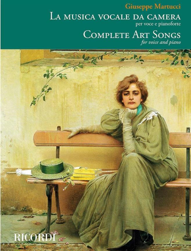 La Musica Vocale da Camera - Giuseppe Martucci - laflutedepan.com