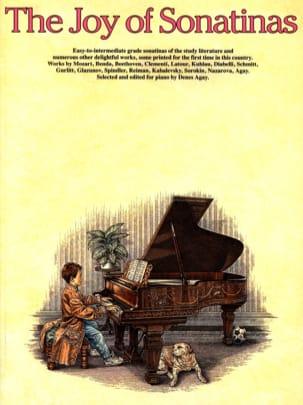 The Joy of sonatinas Partition Piano - laflutedepan
