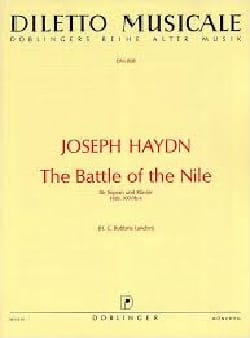 Lines from the Battle of the Nile Hob. XXVIb:4 HAYDN laflutedepan