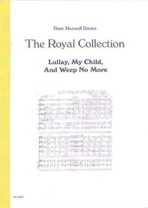 Lullay, May Child, And Weep No More - laflutedepan.com