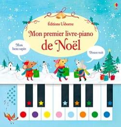 Mon premier livre - piano de Noël Livre laflutedepan