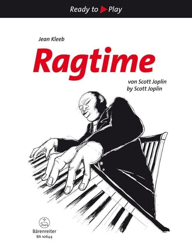 Ragtime - JOPLIN - Partition - Piano - laflutedepan.com
