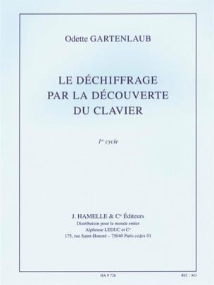 Le Déchiffrage par la découverte du Clavier laflutedepan