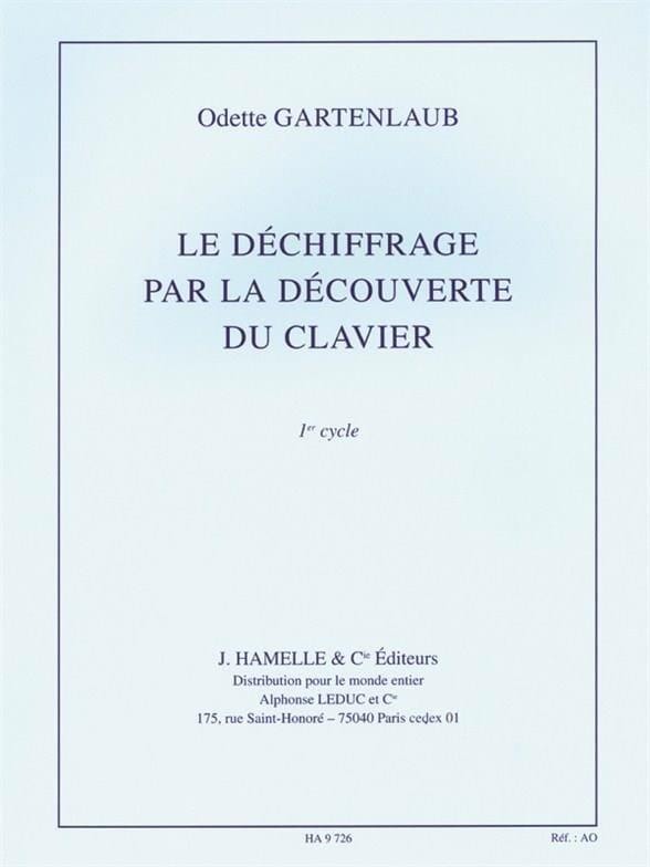 Le Déchiffrage par la découverte du Clavier - laflutedepan.com