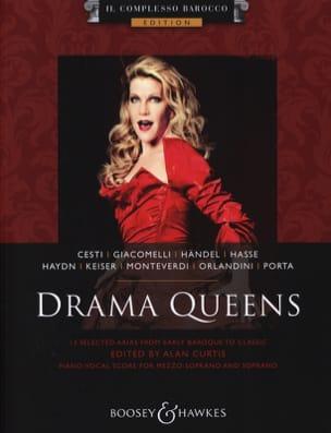 Drama Queens Partition Opéras - laflutedepan