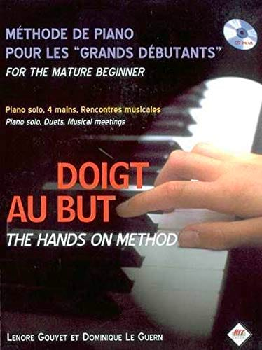 Doigt au But - Partition - Piano - laflutedepan.com