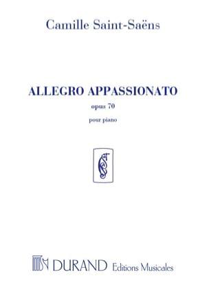 Allegro Appassionato Opus 70 SAINT-SAËNS Partition laflutedepan