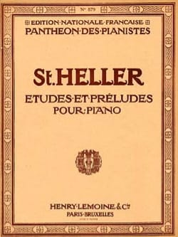 Art de Phraser Op. 16 Volume 2 - Stephen Heller - laflutedepan.com