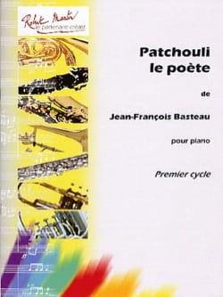Patchouli le poète Jean-François BASTEAU Partition laflutedepan